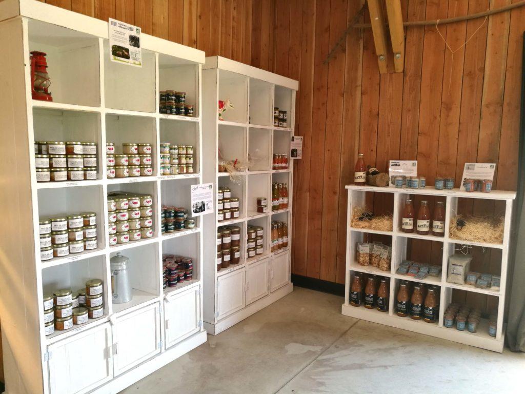 produits fermiers bio