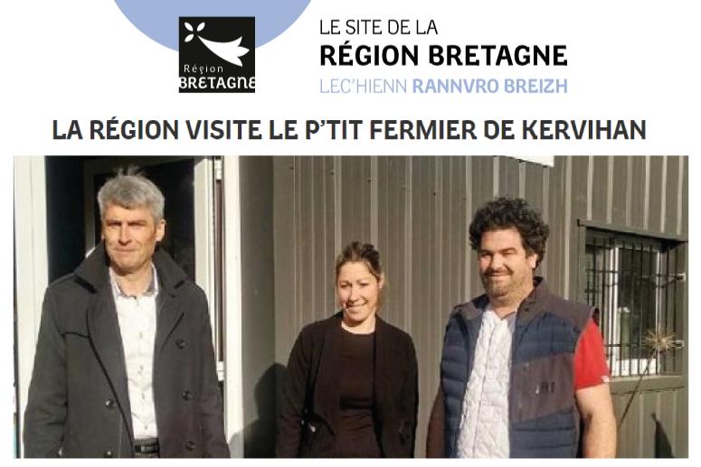 Région Bretagne Fromage Bio