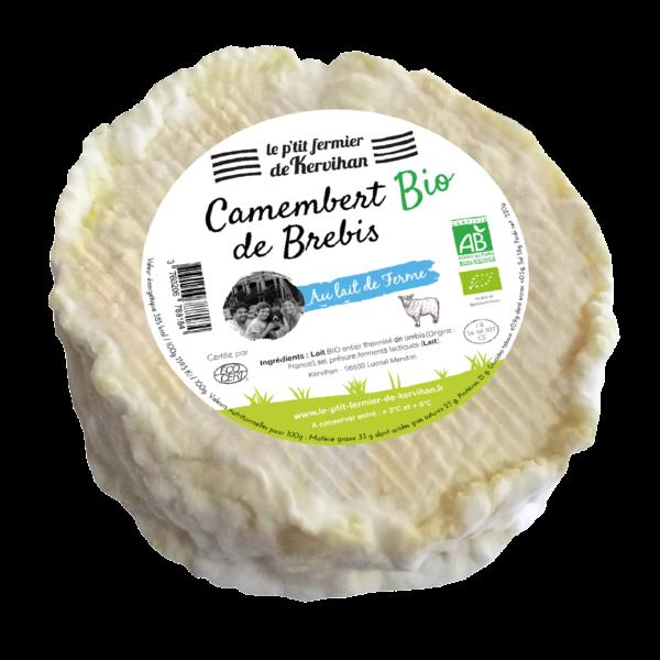 camembert brebis bio
