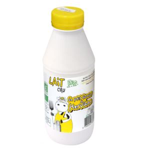 lait cru bio