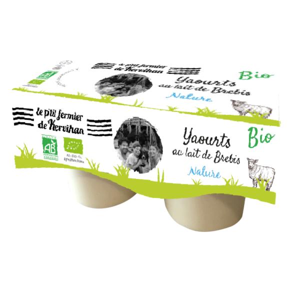 yaourt brebis bio