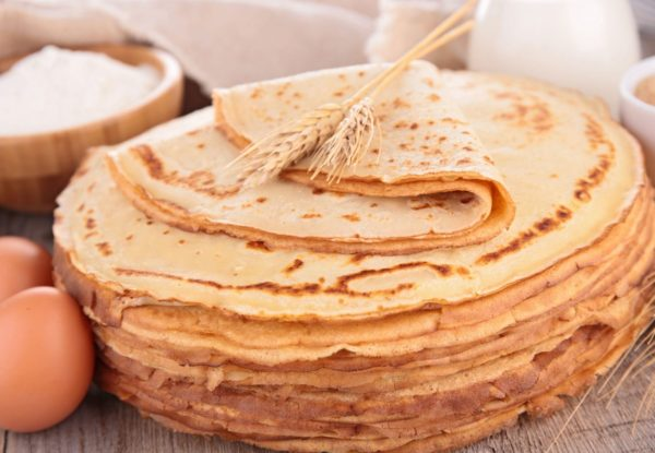 crepe froment