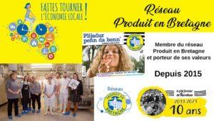 Réseau Produit en Bretagne depuis 2015